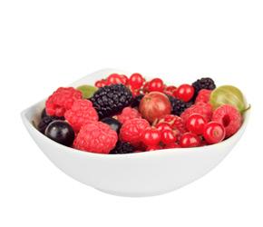 פירות קפואים IQF